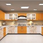 Ushape-kitchen