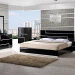 Contemporary Black-Bedroom