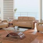 Sofa Set Leather